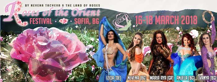 belly dance festival bulgaria sofia nevena tacheva the land of roses