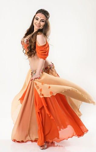 Bellydancer Bulgaria Nevena Tacheva