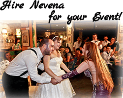 Hire bellydancer Nevena for your special event. Treat yourself and your guests in Germany with an oriental dance show.