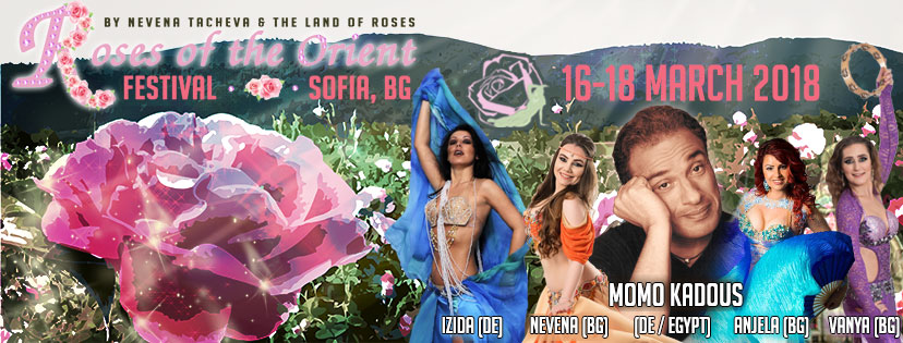 belly dance festival bulgaria sofia nevena tacheva the land of roses